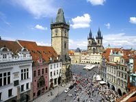 Old Town Square, photo: CzechTourism