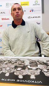 Ivan Lendl, photo: CTK