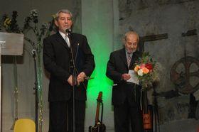 Ladislav Goral et Karel Holomek, photo: Jana Šustová