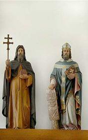 Constantino (Cirilo) y Metodio