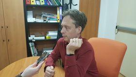 Jaroslav Mareš, foto: Zdeňka Kuchyňová