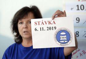 Markéta Seidlová, foto: ČTK / Kateřina Šulová