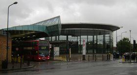 автовокзал Canada Water в Лондоне, фото: Ketamin, CC BY-SA 2.0 de