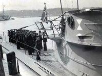 Субмарина U-206 Reichenberg, фото: Архив Северо-Чешского музея Либереца