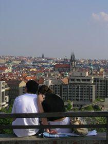 View from Letná plain, photo: © City of Prague