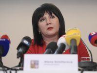 Alena Schillerová, photo: ČTK/Ondřej Deml
