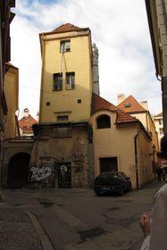 Kamzíkova street, photo: Kristýna Maková