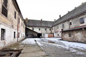 Здание бывшей тюрьмы, Фото: Павел Палечек