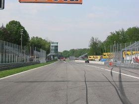 El circuito de Monza, foto: Luca Ulk, Creative Commons 3.0