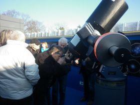 Телескоп обсерватории Брно Фото: Зденька Кухинёва