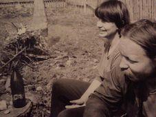 Manželé Chnapkovi, foto: Post Bellum