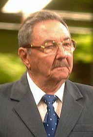 Raúl Castro, foto: Valter Campanato
