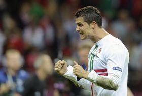 Cristiano Ronaldo, foto: ČTK