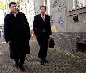 Jiří Čunek (vpravo), foto: ČTK