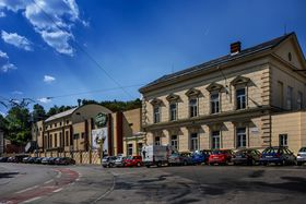 Starobrno Brewery has been here for more than 150 years, photo: archive of Starobrno brewery