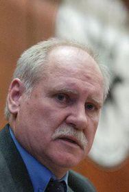Vyšetřovatel případu Stanislav Plocek, Foto: CTK
