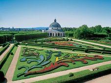 Le jardin du château de Kromeriz, photo: CzechTourism