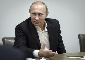 Президент РФ Владимир Путин (Фото: ЧТК)