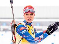 Gabriela Soukalová, photo: ČTK