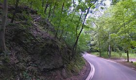 Bohnické údolí, foto: Google Street View