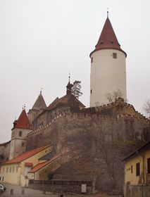 Castillo de Krivoklát