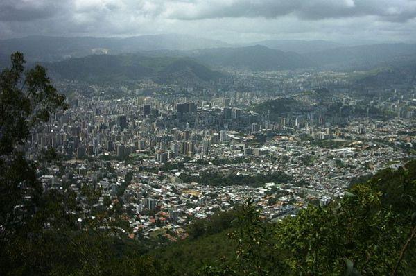 Caracas, foto: Guillermo Ramos Flamerich, CC BY-SA 3.0