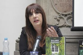 Dolores Redondo, fuente: Svět knihy