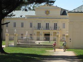 Schloss Kynžvart (Foto: Katerina Ajspurwit)