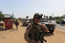 Les soldats tchèques au Mali, photo: Jan Šulc / Armée tchèque
