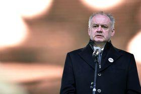 Andrej Kiska, photo: ČTK/Dalibor Glück