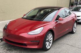 Tesla Model S, photo: Carlquinn, CC BY-SA 4.0