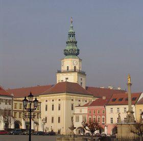 Kroměříž, foto: Archivo de Radio Praga