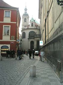 Calle Karlova (Foto: autor)