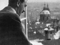 Adolf Hitler in Prague