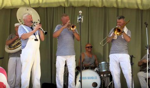 Brass Band Rakovník (Foto: YouTube)