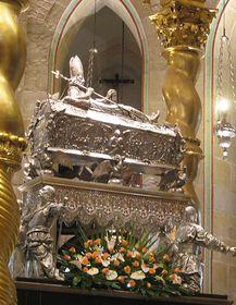 Le reliquaire de Saint-Adalbert à Gniezno, photo: Ludmiła Pilecka, CC BY 3.0