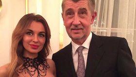 премьер Чехии Андрей Бабиш и Татьяна Поп, фото: Из личного архива Татьяны Поп / Facebook