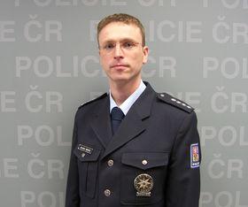 Jaroslav Ibehej, photo: archive of the Czech Police