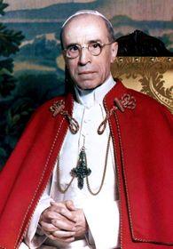 Pope Pius XII, photo: Public Domain
