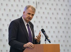 Timothy Snyder, photo: ČTK/Michal Krumphanzl
