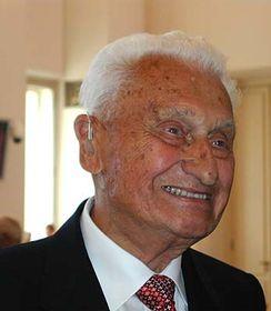 Tomáš Jan Baťa (Thomas's grandfather), photo: Martina Hřibová
