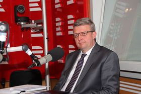 Пресс-секретарь Ассоциации малого и среднего бизнеса Карел Гавличек (Фото: Алжбета Шварцова, Чешское радио)