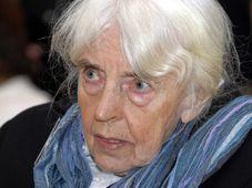 Adriena Šimotová, photo: ČTK