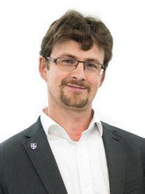 Václav Štětka, photo: Loughborough University
