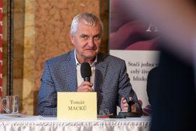 Tomáš Macků (Foto: Archiv Ipsos)