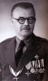 Bohuslav Řehák, photo: Skautské století