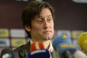 Tomáš Rosický, foto: ČTK