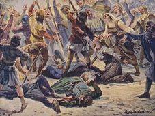 Primera defenestración de Praga