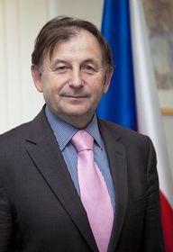 Michael Žantovský, foto: Archivo del Ministerio de RR.EE. checo