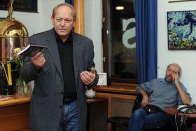 Stanislav Devátý, photo: Filip Jandourek, ČRo